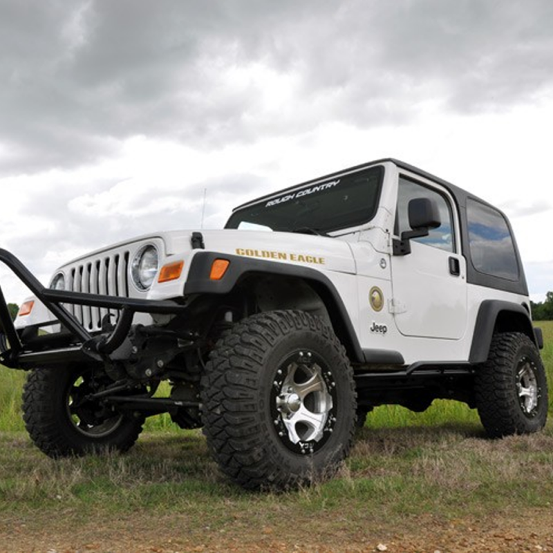 Rough Country 5 Inch Suspension Lift Kit: Rough Country 2.5in X-Series Suspension Lift Kit