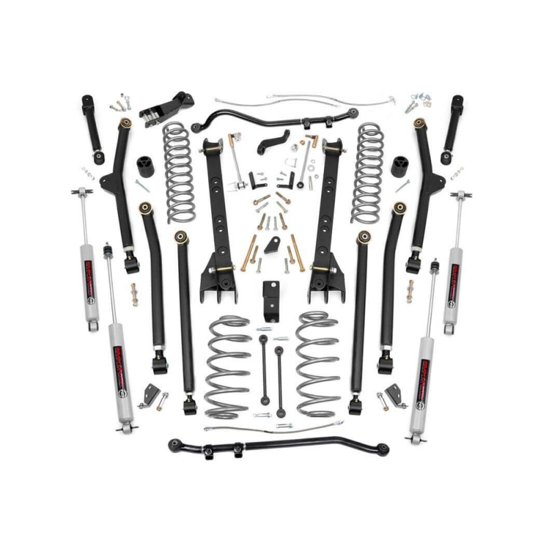 rough country 4in long arm suspension lift kit