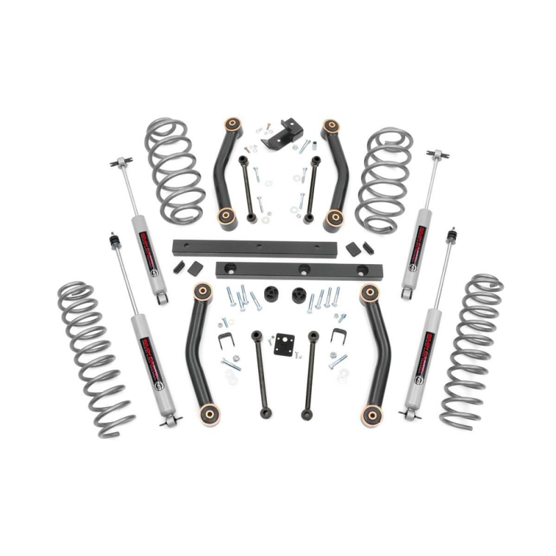 rough country 4in suspension lift kit