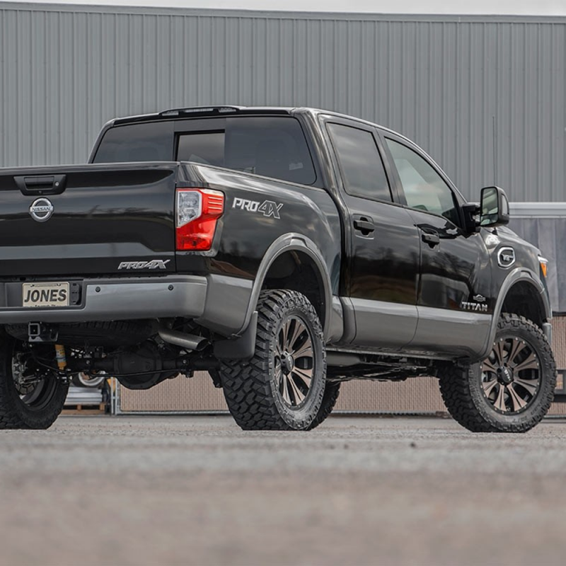 Rough Country 3in Bolt On Lift Kit 2004 2018 Nissan Titan 2wd4wd