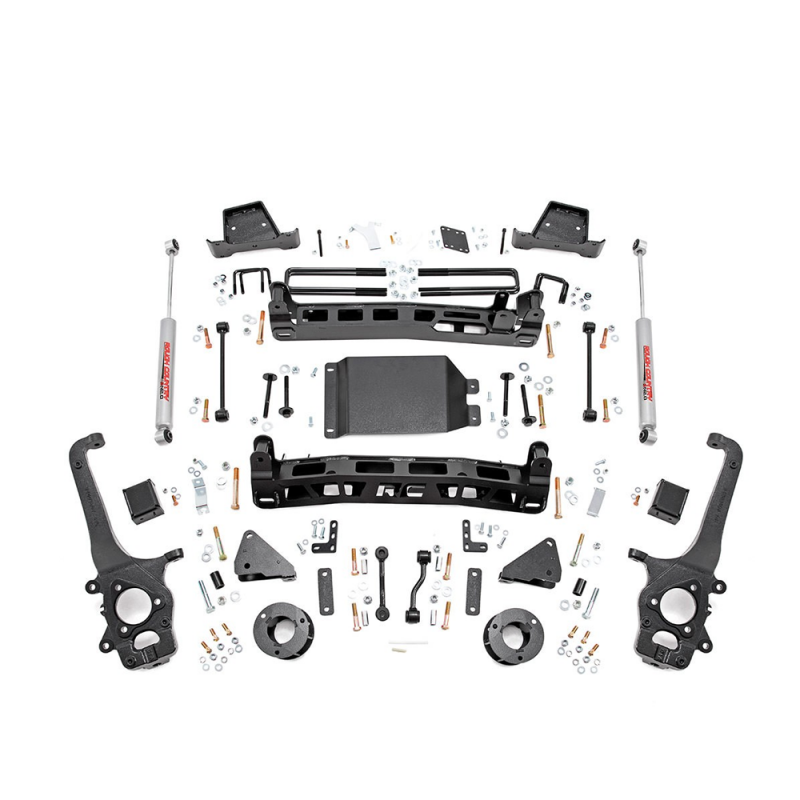 2017 Nissan Nv200 Suspension: Rough Country 6in Suspension Lift Kit