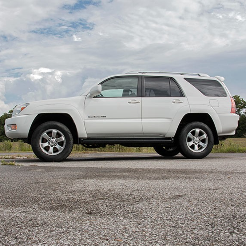 Jeep Grand Cherokee Lift Kit >> Rough Country 2in Suspension Lift Kit | 2003-2009 Toyota 4 ...