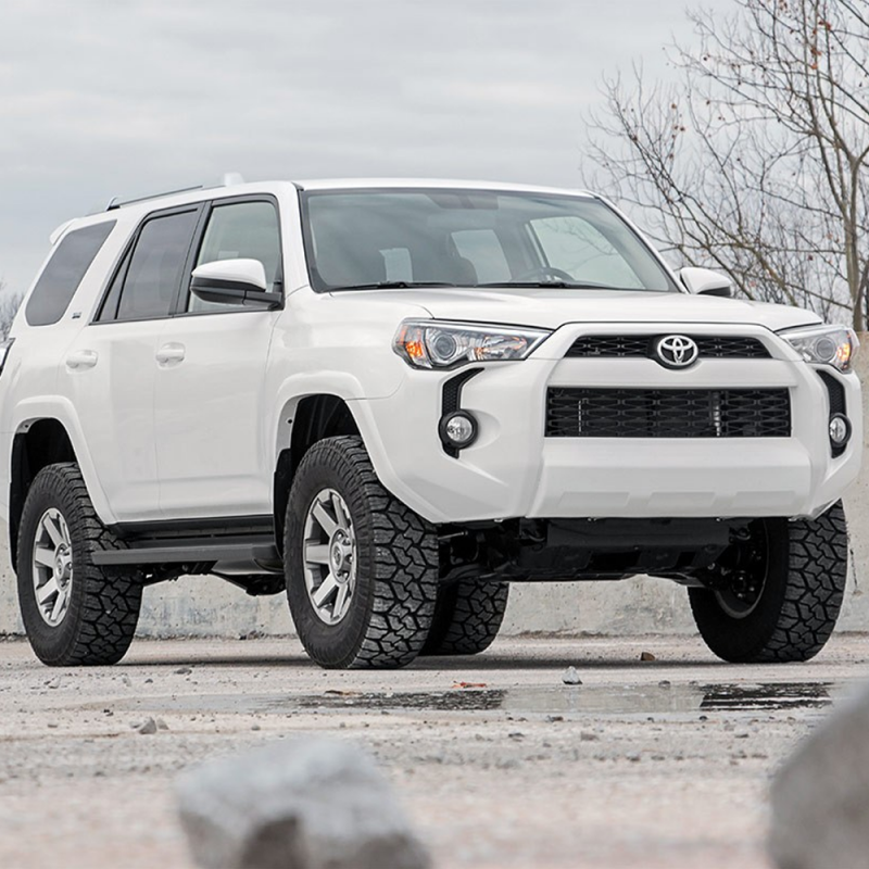 Rough Country 3in Suspension Lift Kit | 2010-2018 Toyota 4 ...