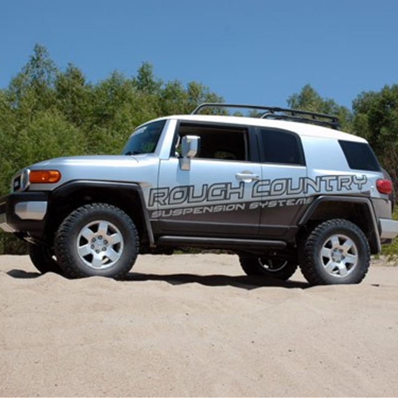 Rough Country 3in Suspension Lift Kit 2007 2014 Toyota