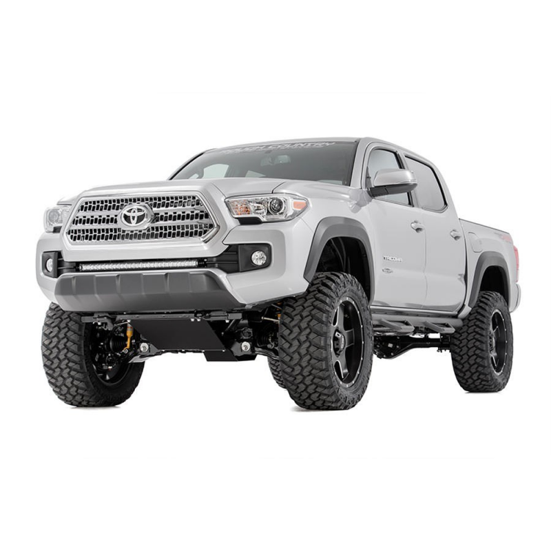 Rough Country 4in Suspension Lift Kit 2016 2018 Toyota