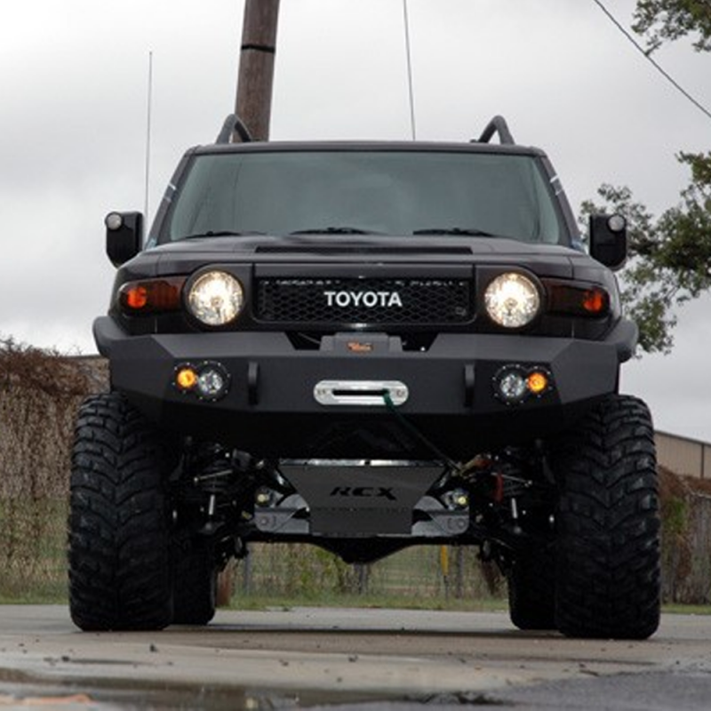 Jeep Cherokee Lifted >> Rough Country 6in Suspension Lift Kit | 2007-2009 Toyota ...