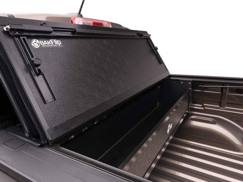 BAK BOX 2 Tonneau Toolbox 92501 | 2005-2016 NISSAN Frontier 6'