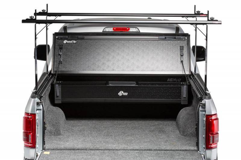 Bak Flip Cs Tonneau Cover With Rack 26411bt 2007 2018