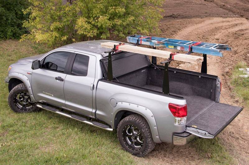 Bak Flip Cs F1 Tonneau Cover With Rack 72504bt 2004 2015