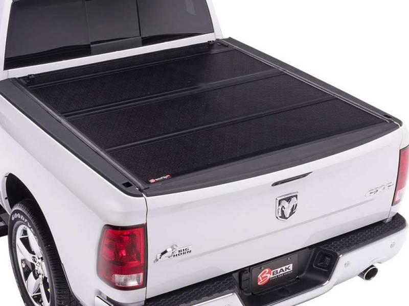 Bak Flip F1 Tonneau Cover 772207rb 09 18 Dodge Ram With Ram Box 5 7 Bed