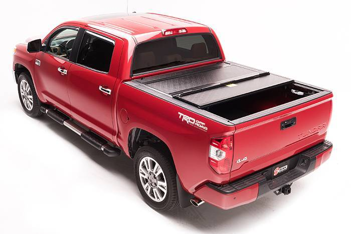 "Bakflip G2 Tonneau Cover >> BAK Flip G2 Tonneau Cover 226227RB | 2019 DODGE Ram With Ram Box 5' 7"" Bed"