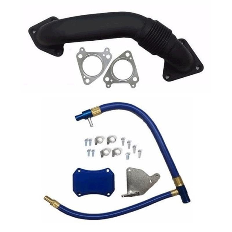 Outlaw Diesel EGR Upgrade Kit & Passenger Side Up-Pipe For