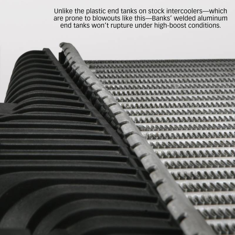 banks power techni cooler intercooler whigh ram boost tubes   ford powerstroke