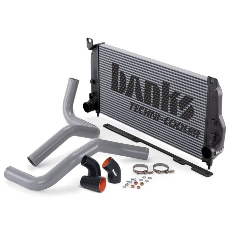 Banks Power Techni-Cooler Intercooler w/Boost Tubes | 2001 ...