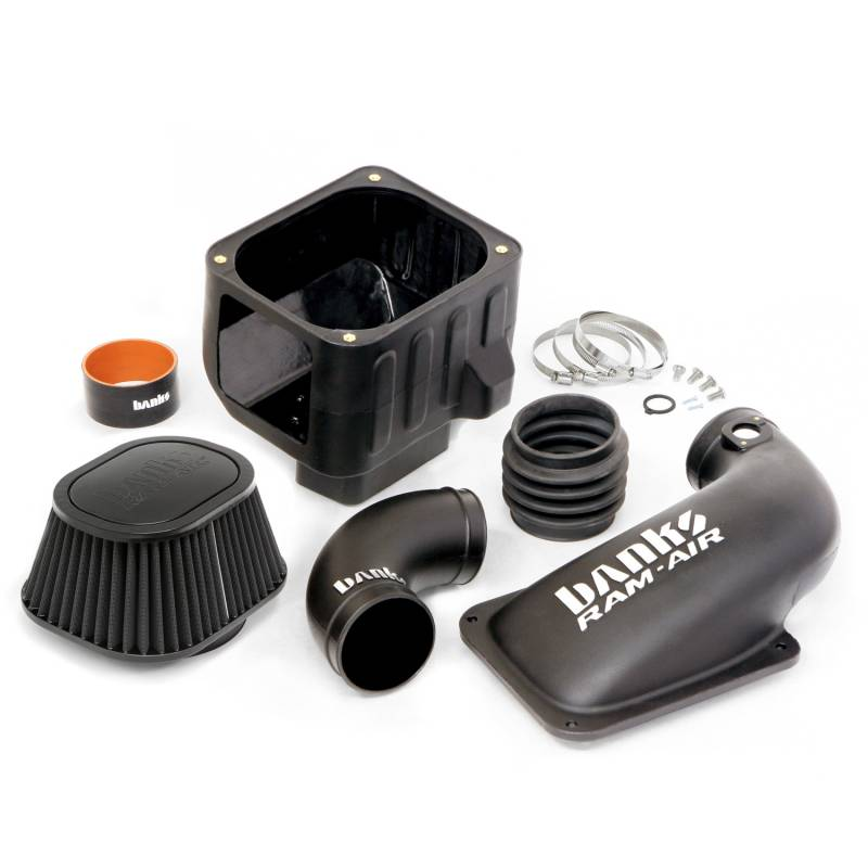 Banks Power Ram-Air Cold-Air Intake System, Dry Filter ...
