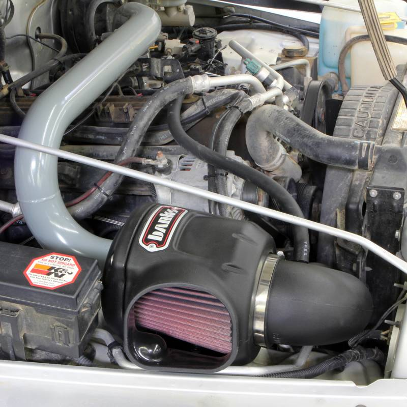 Banks Power Sidewinder Turbo System, Non-Intercooled