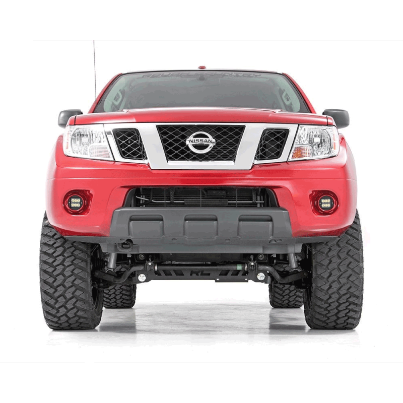 Rough Country Led Fog Lights 2005 2018 Nissan Frontier