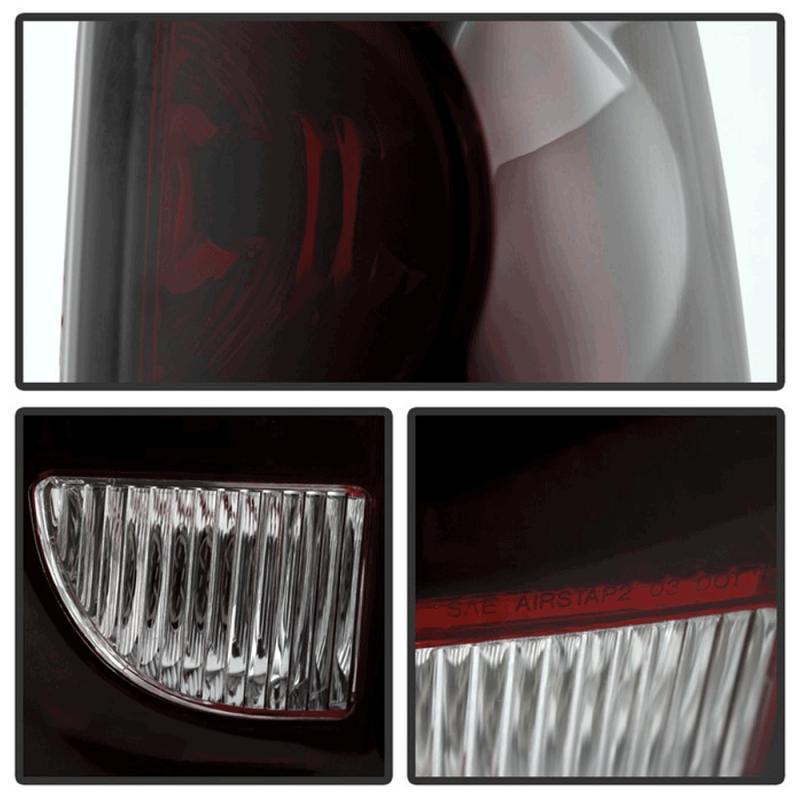silverado chevy tail lights smoked oem 1500 replacement 2500 2003 2007 headlights spyder oe smoke 2006 rsm cs03 jh alt