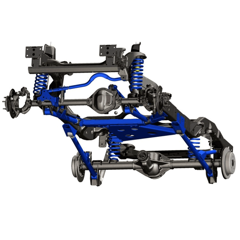 Rough Country 4In Long Arm Suspension Lift Kit w/Vertex ...