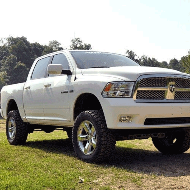 Rough Country 4in Suspension Lift Kit 2012 2018 Dodge Ram 1500 4wd