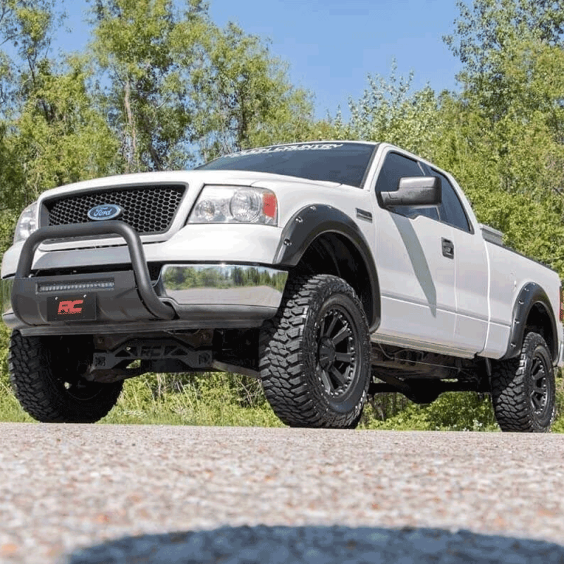 Rough Country 4in Suspension Lift Kit | 2004-2008 Ford F ...