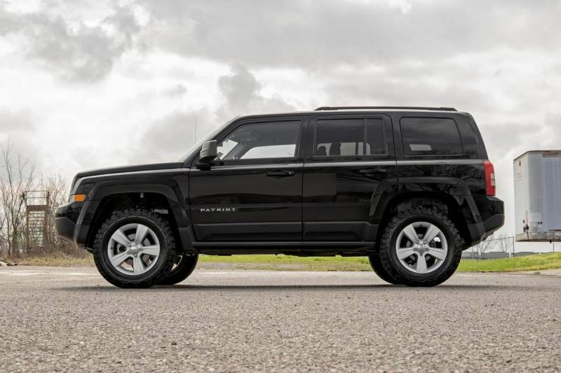 Rough Country 2in Lift Kit 2007 2017 Jeep Patriot 2wd 4wd Dale S