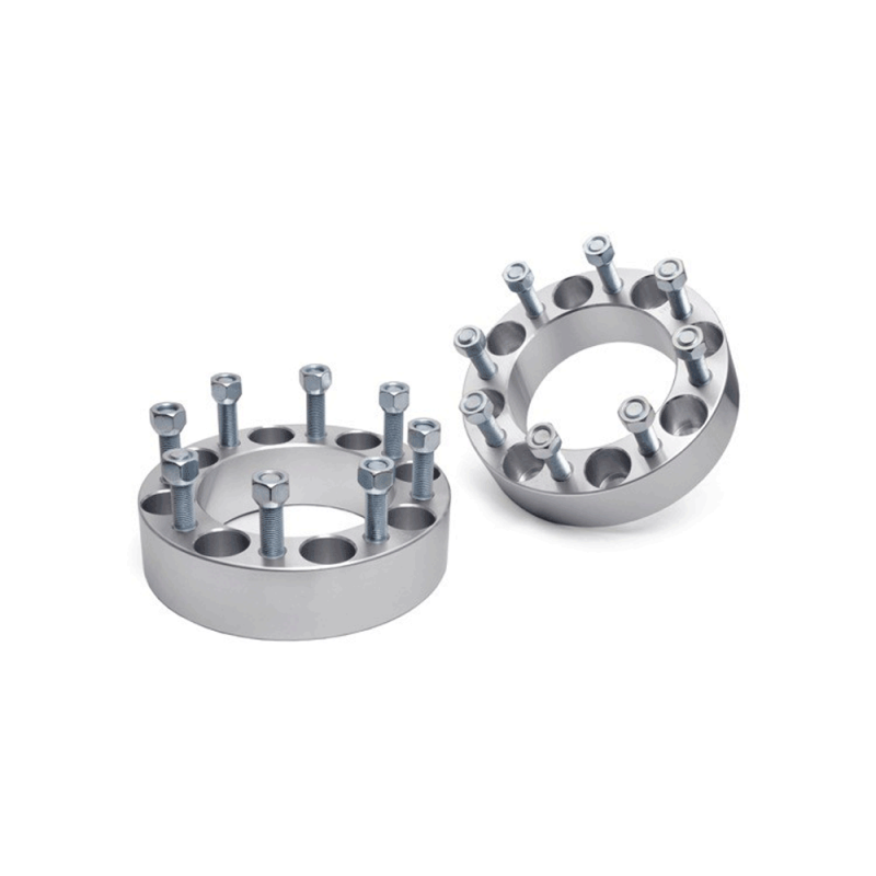 Rough Country 2in Wheel Spacers   2004-2018 Ford F-150 ...