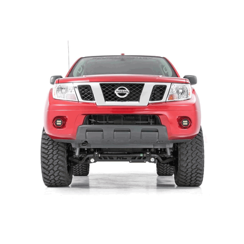 Rough Country 6in Suspension Lift Kit 2005 2018 Nissan Frontier