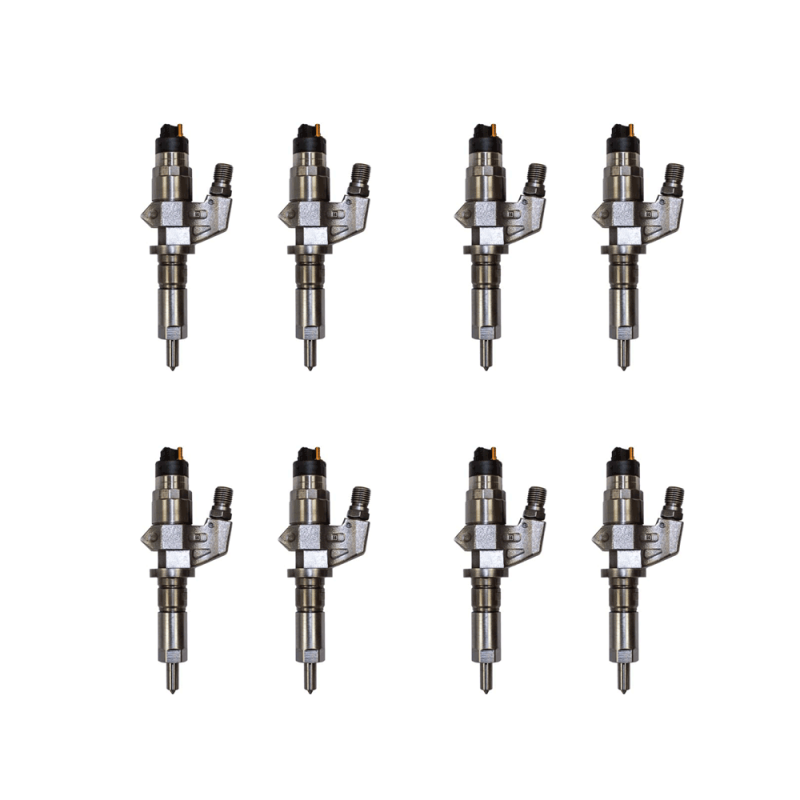 dtech remanufactured injector  set of 8