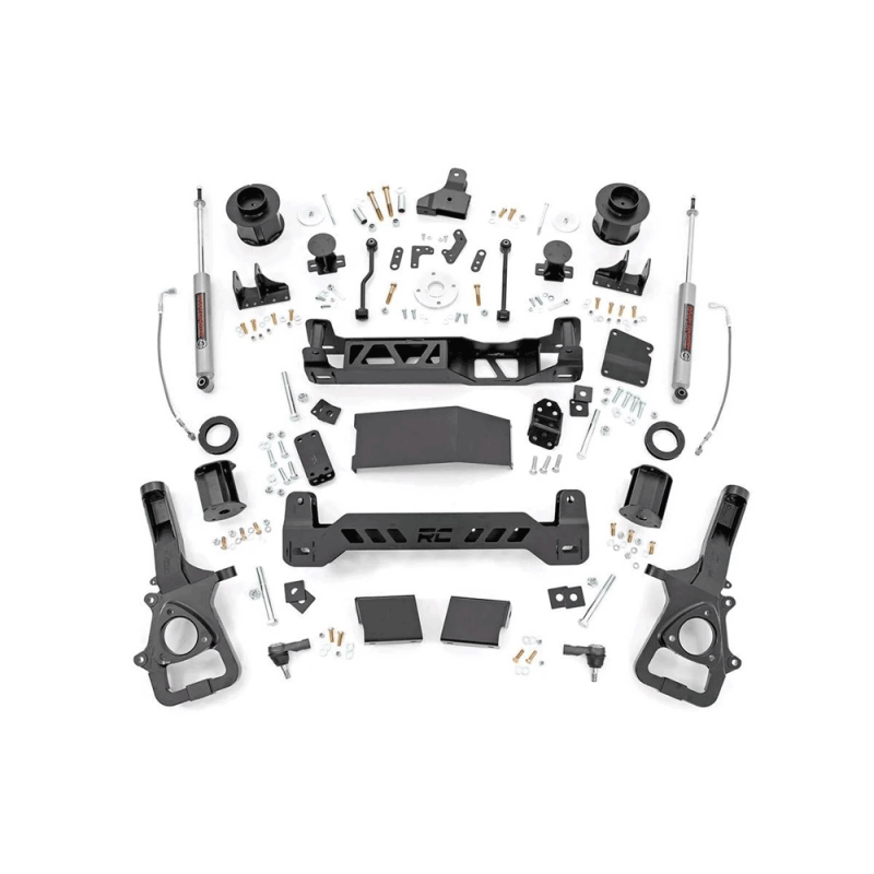 Rough Country 6in Suspension Lift Kit   2019 Ram 1500 4WD