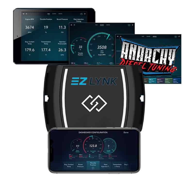Anarchy Diesel EZ Lynk Auto Agent 2 0 Competition Tuner