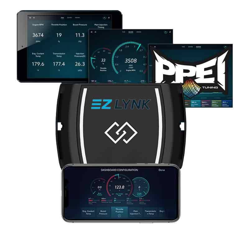 PPEI EZ Lynk Auto Agent 2 0 Competition Tuner by Kory Willis