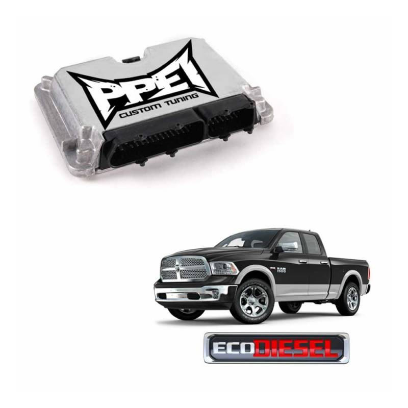 PPEI ECM Tuning by Kory Willis | 2014-2017 Ram 1500 EcoDiesel 3 0L