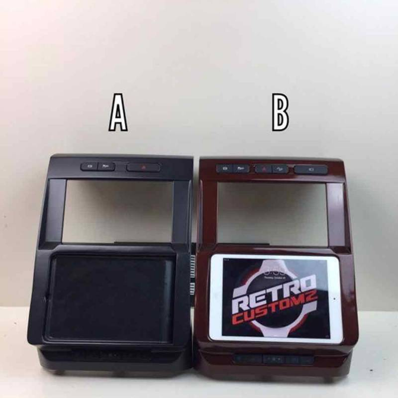 Retro Customz iPad In-Dash Kit | 2017+ Ford F-250/F-350/F
