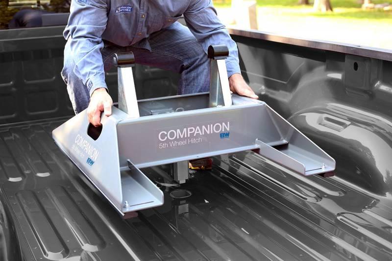 B&W Companion 5th Wheel Gooseneck Hitch | RVK3500 | Dale's ...