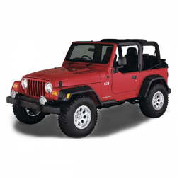 Jeep Wrangler Parts - 1997-2006 Jeep TJ