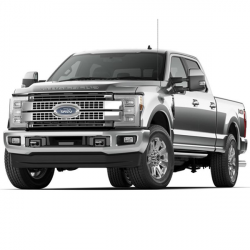 Ford SuperDuty F250-F550 - 2017+ Ford SuperDuty F250-F550