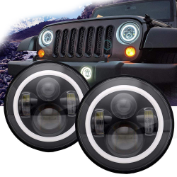 Lighting | 2007-2018 Jeep JK - Headlights | 2007-2018 Jeep JK
