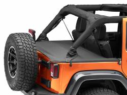 Exterior | 1987-1995 Jeep YJ - Tonneau Covers | 1987-1995 Jeep YJ