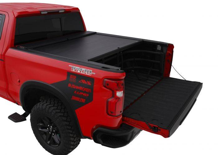Roll N Lock A Series Tonneau Bed Cover Rolbt112a 2009 2014 Ford F 150 6 5 Bed Dale S Super Store