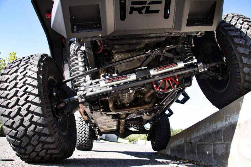 "Rough Country 4"" Long Arm Suspention Lift Kit w/ Vertex ..."