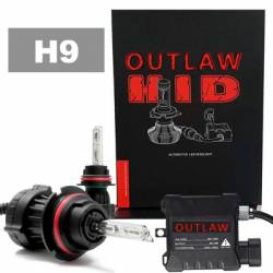 HID Headlight Kits by Bulb Size - H9 Headlight Kits