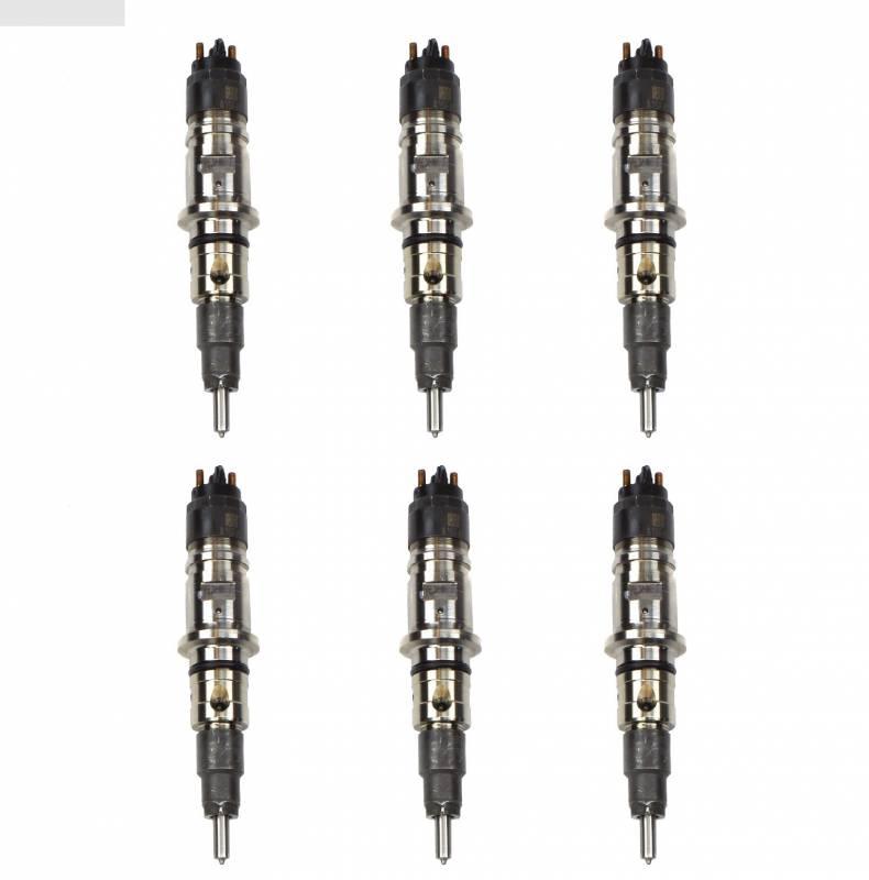 Cummins R2 8 Injectors: Industrial Injection OEM Reman R2 41% Over Injector Set (6