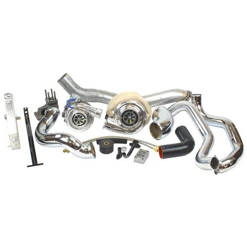 industrial injection compound race turbo kit