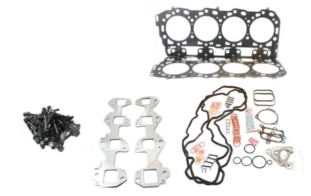 Merchant Automotive Head Gasket Kit w/ Exhaust Manifold