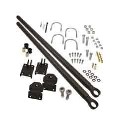 Suspension & Steering | 2008-2010 Ford Powerstroke 6.4L - Traction Bars | 2008-2010 Ford Powerstroke 6.4L