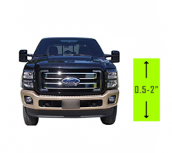 "Suspension Lift Kits | 2011-2016 Ford Powerstroke 6.7L - .5"" - 2"" Lift 