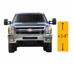 "Suspension Lift Kits | 2011-2016 Chevy/GMC Duramax LML 6.6L - 4.5"" - 8"" Lift 