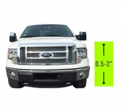 "Suspension Lift Kits | 2011-2014 F-150 EcoBoost 3.5L - .5"" - 2"" Lift 