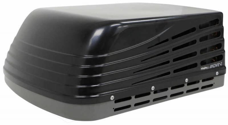 Advent Air Rooftop Rv Air Conditioner 13 500 Btu  Black